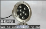 IP68 9/12W High Power LED Underwater Light