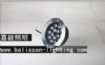 IP67 15/18W High Power LED Underground Light