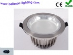 COPPER-PLATING COB 10W 4Inches LED Downlight