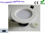 New Design 12W LED Downlight