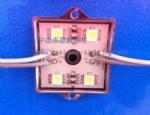 4LEDs SMD 5050 LED Module