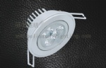3W Recessed LED Ceiling Light