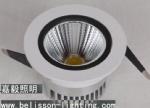 5W,10W,20W COB LED Down Light