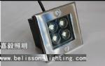 4W LED Underground Light