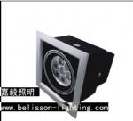 5W LED Grid Light