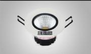 COB3W LED Downlight