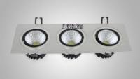 COB15W LED Downlight