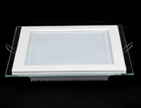 Square Glass Panel LED