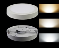 Round Surface Mounted LED Panel